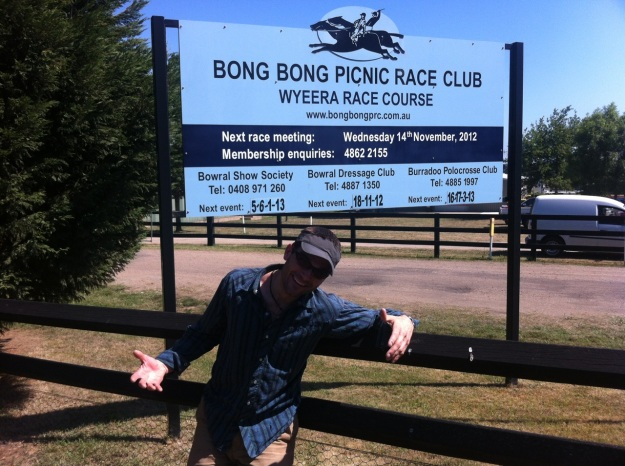 Really?  Bong bong?