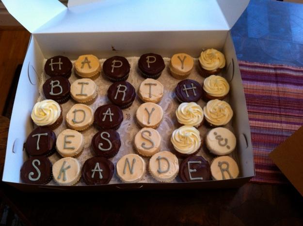 bernice's bakery cupcakes