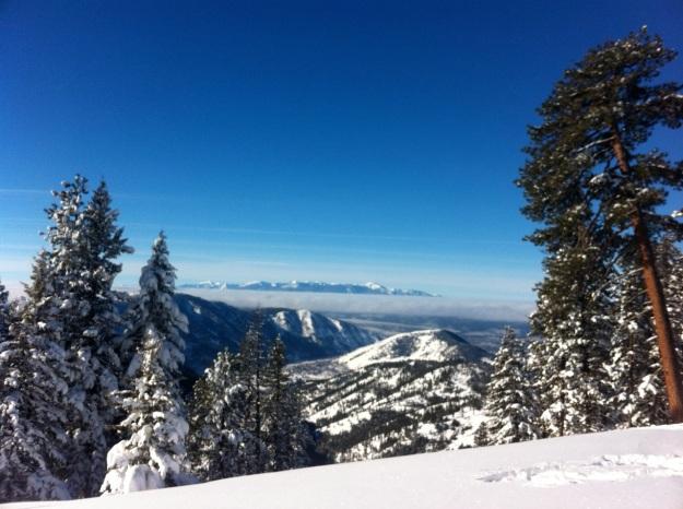 Marshall Mountain, safe skiing, dawn patrol.