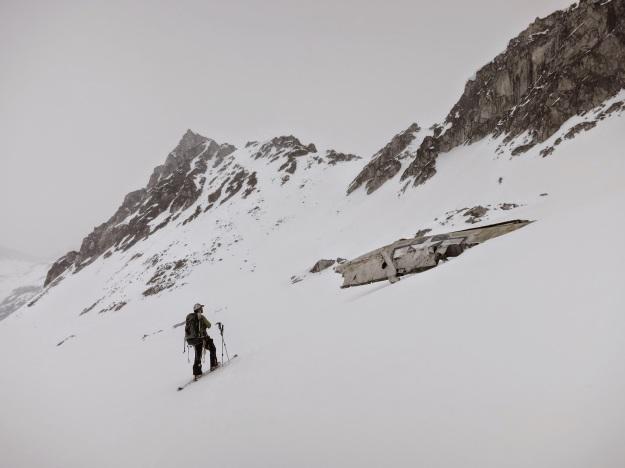 Bomber Traverse, Talkeetna Mountains, Alaska