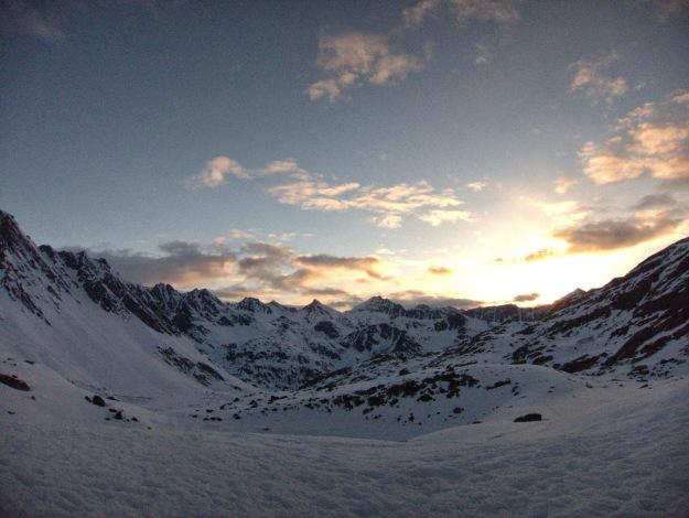 Bomber Traverse, ski mountaineering, alaska, talkeetna mountains