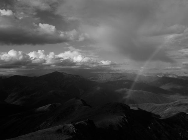 Brooks Range hiking, Alaska, optimism.