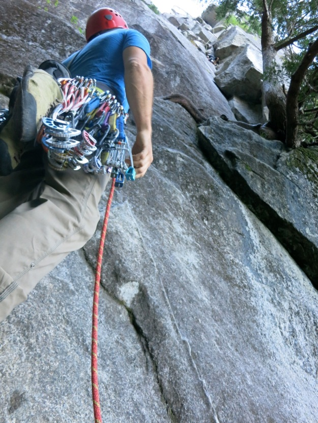 Squamish, Rock On, Rock Climbing