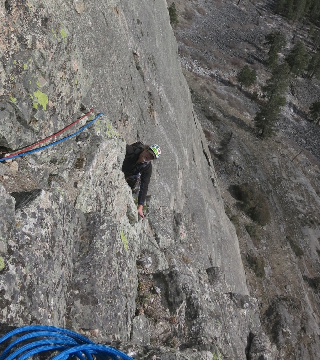 """Pulling in to the top of Pitch 3. """"It was interesting..."""""""