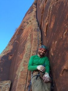 """Green Eggs and Ham"" (5.10) at Second Meat Wall. A nice wide workout."