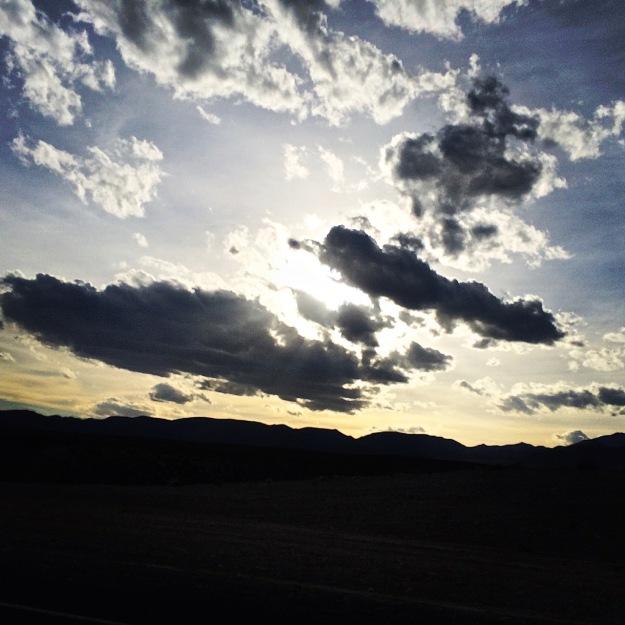 Hiko, NV. Worth taking the backroads home.