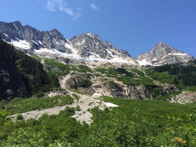Mt. Goode, North Cascades National Park, Storm King Peak