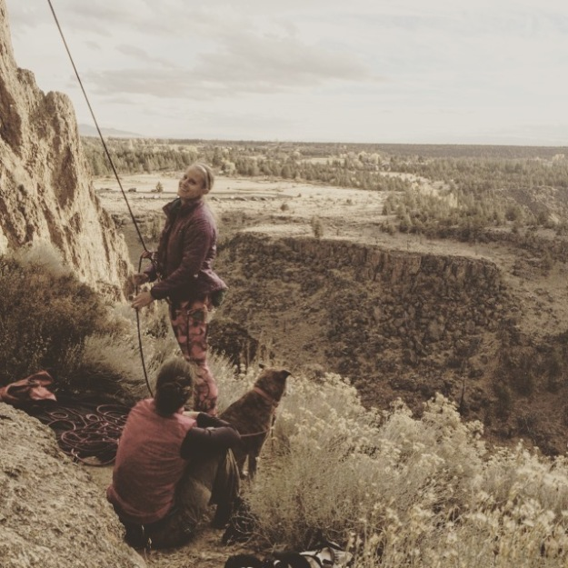 belaying, dogs of climbing, Smith Rock
