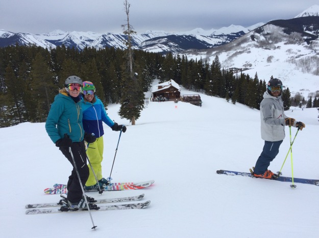 crested butte, ski bunnies, ski bosses