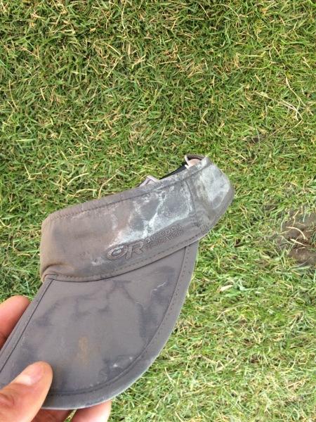 Outdoor Research, visors, runtherut, hammernutrition